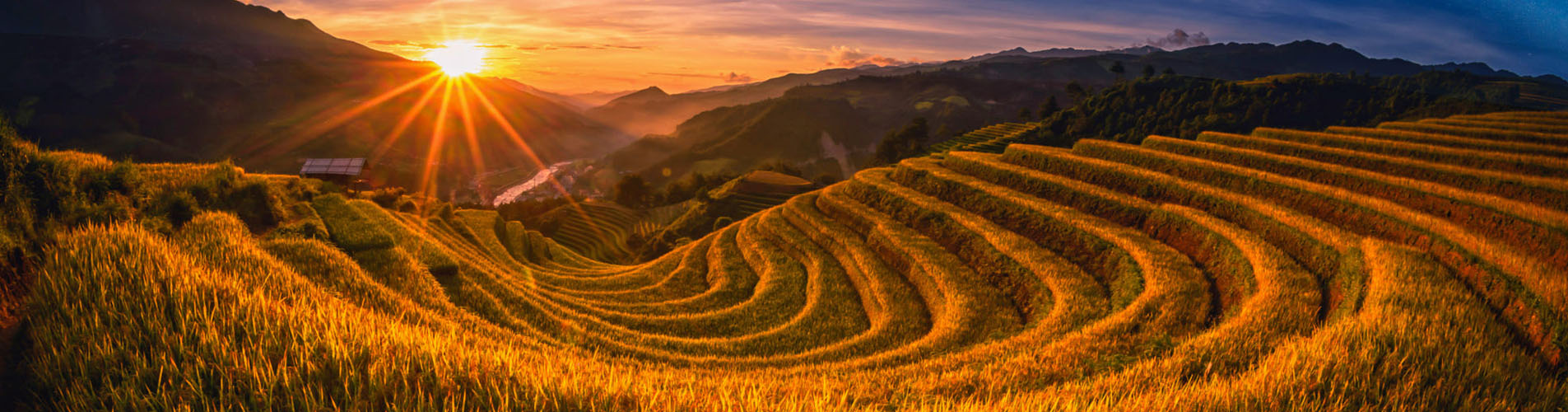 Mu Cang Chai – A majestic paradise in October