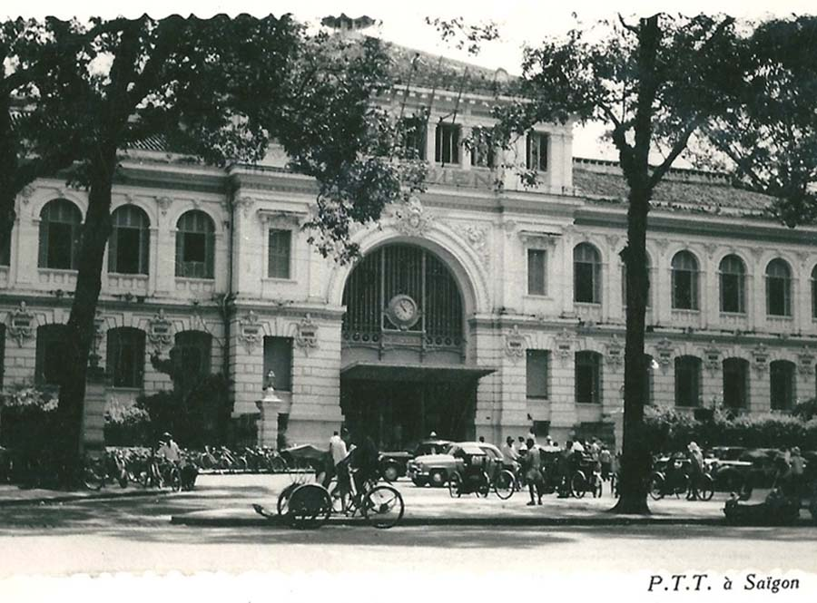 central post office is one of the must-see places to visit in ho chi minh city