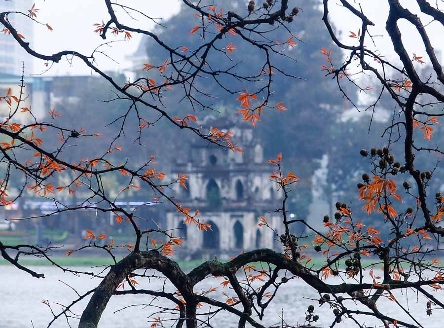 hanoi tourist should visit the capital in autumn