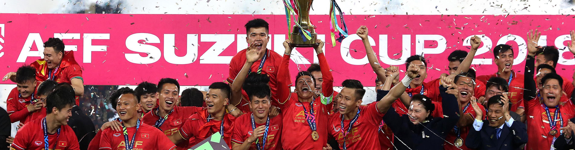 Vietnam football – The journey of recovering the glory